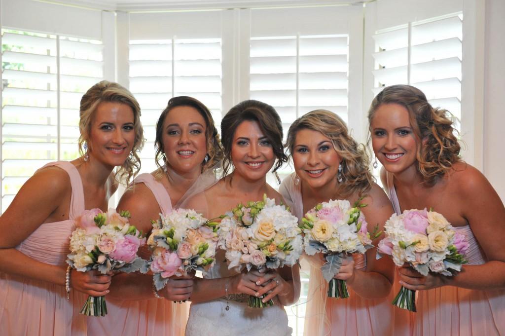 Mel & Bridesmaids